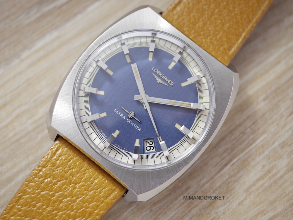 Longines Ultra Quartz