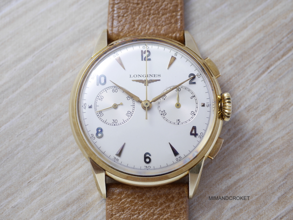 Oversize NOS Longines 30CH