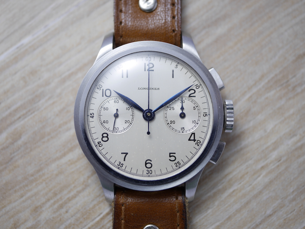 Longines 13 ZN steel