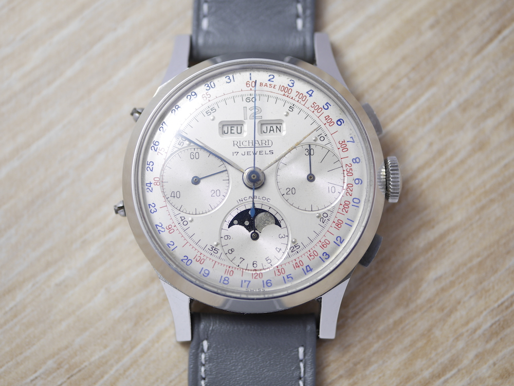 Richard_triple_date_ moonphase_ chronograph